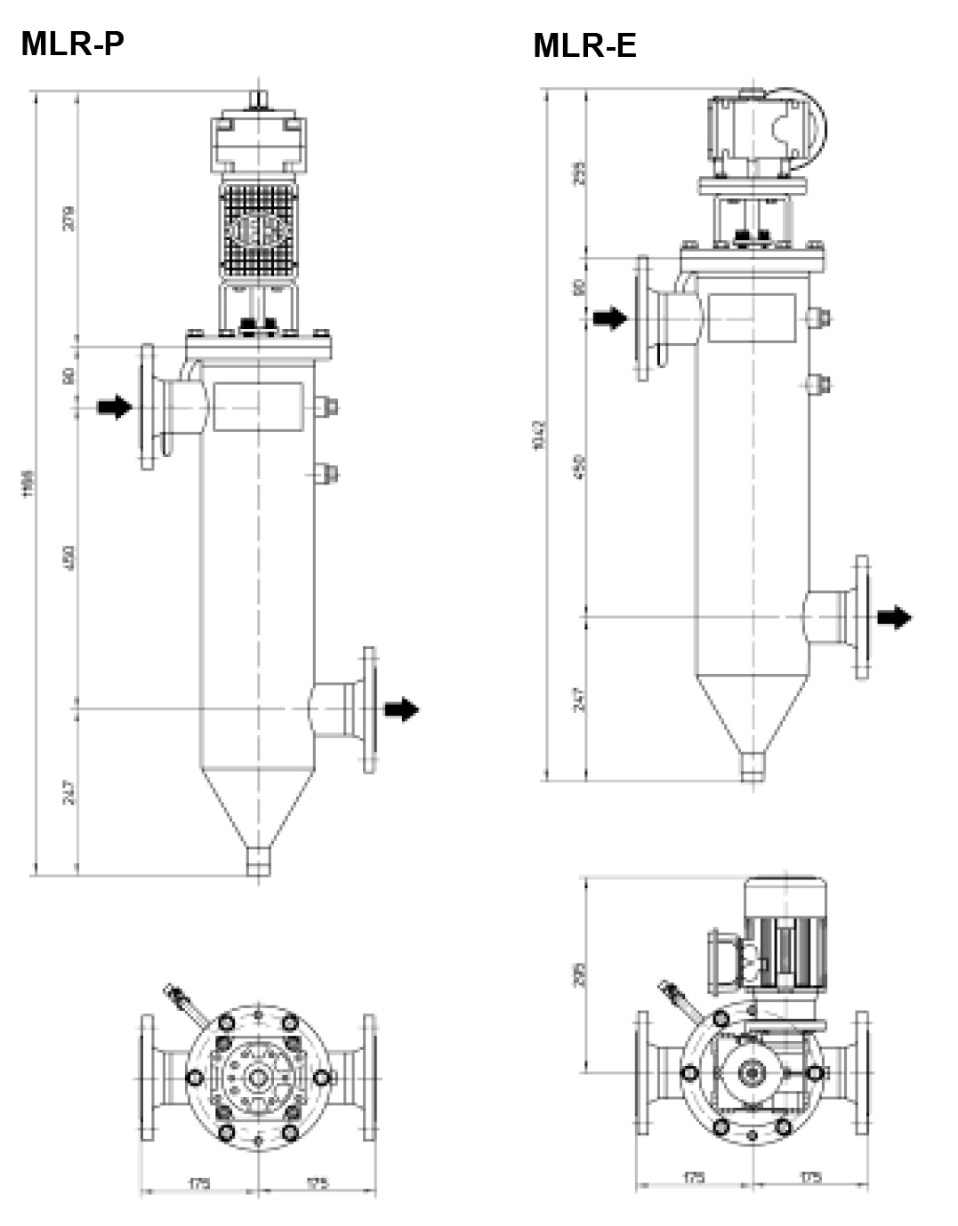 Auto-line R Automatfiltre MLR