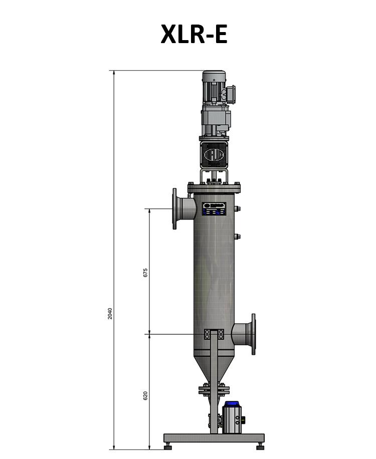 Auto-line R Automatfiltre XLR