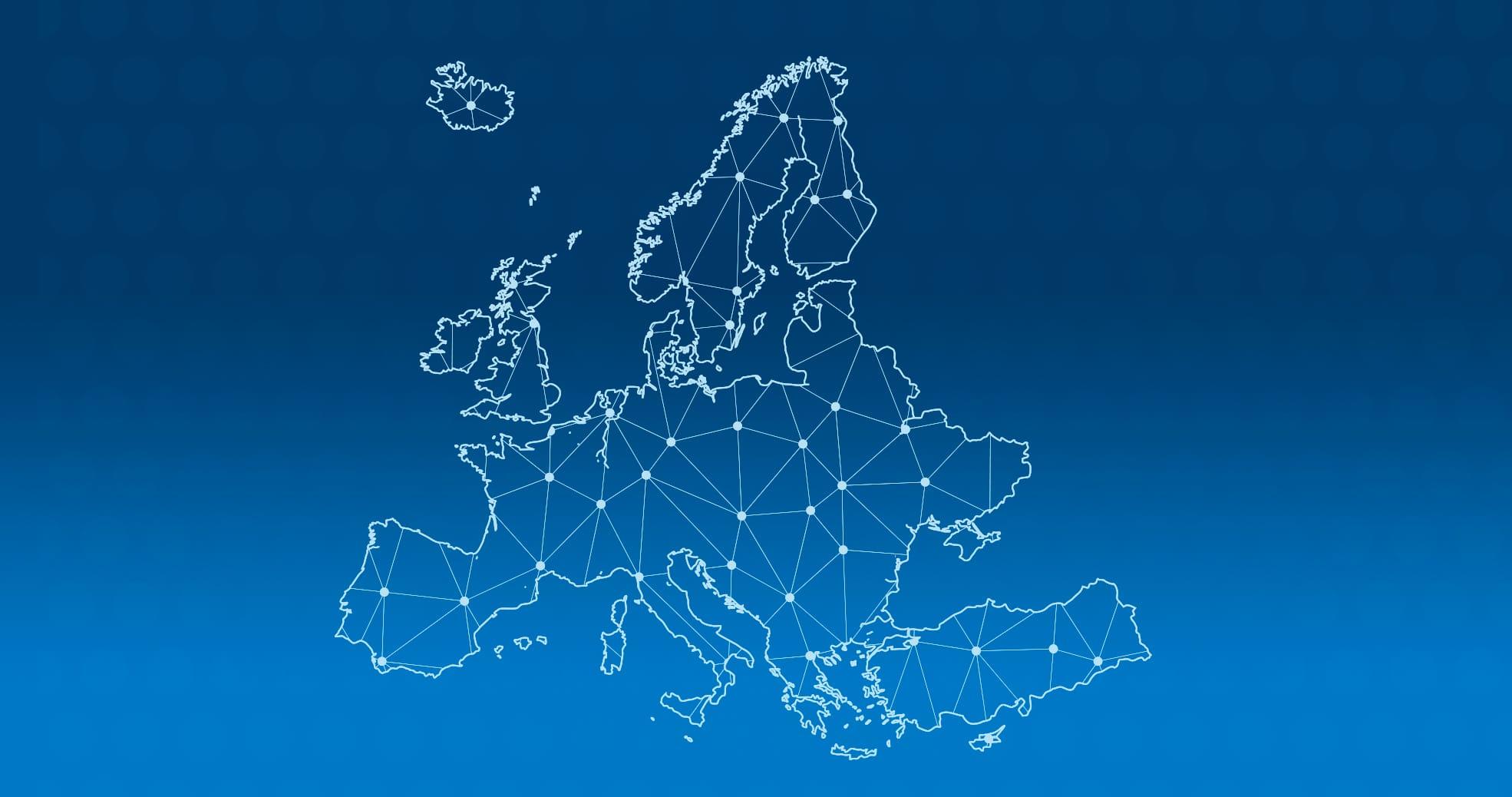 Forhandleroversigt i Europa for Hiflux Filtration